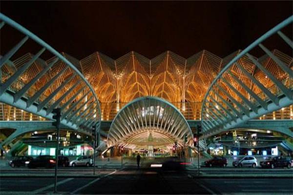 火车站亮化工程