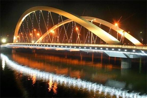 张家口桥体亮化工程
